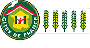 Member of Gîtes de France